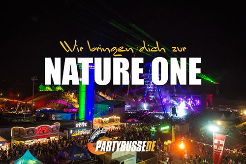 Nature One - Partybus