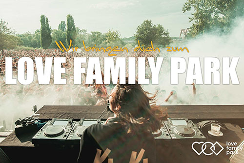 Love Family Park - Partybus