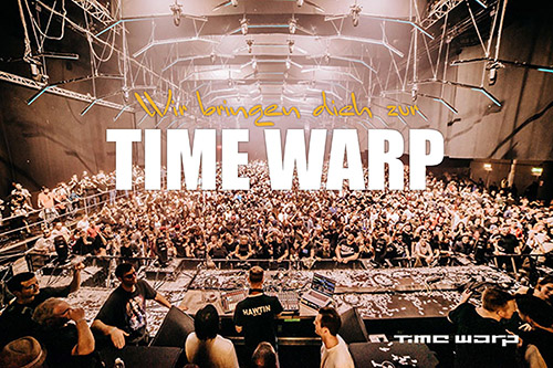 Time Warp - Partybus