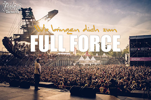 Full Force - Partybus