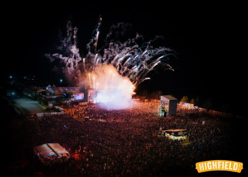 Highfield Festival - Partybus