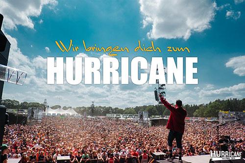 Hurricane - Partybus