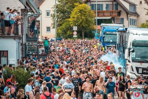Beatparade - Partybus