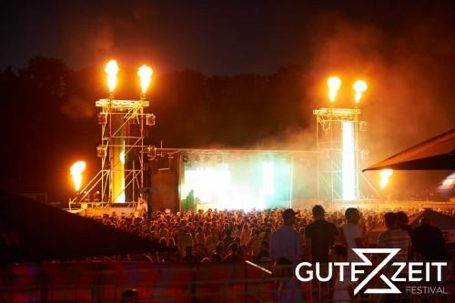 Gute Zeit Festival - Partybus