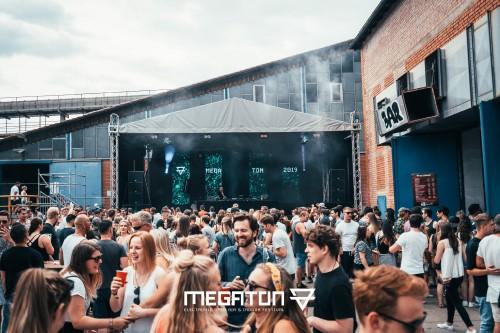 Megaton Festival - Partybus