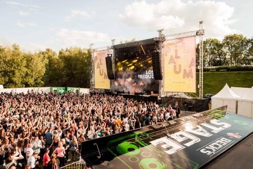 Paluma Open Air Festival - Partybus
