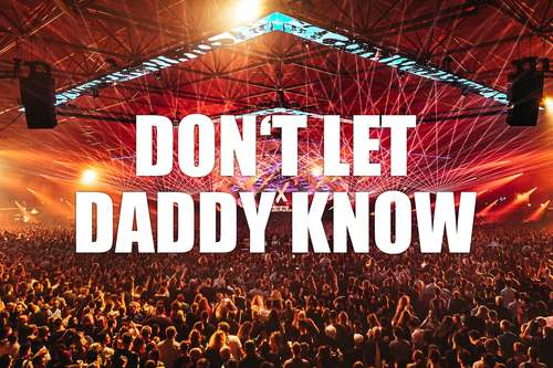 Dont let Daddy know Bus