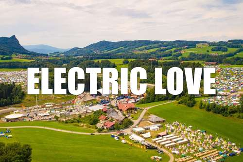Electric Love Bus