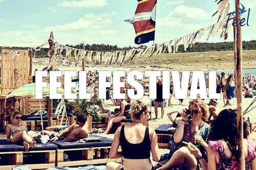 Feel Festival Bus