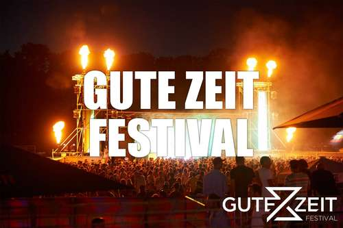 Gute Zeit Festival Bus
