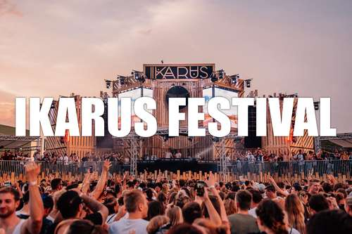 Ikarus Festival Bus