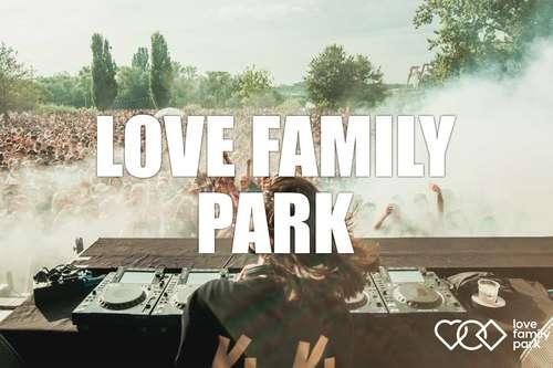Love Family Park Bus