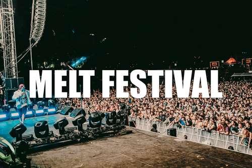 Melt Festival Bus
