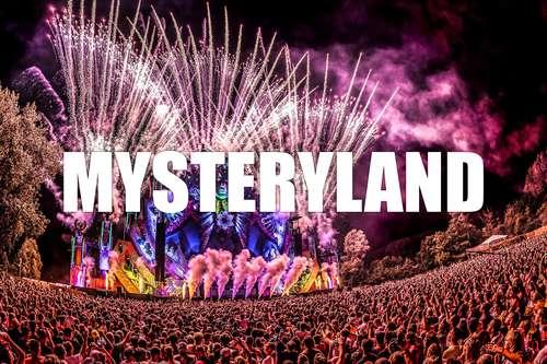 Mysteryland Bus