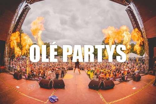 Olé Partys Bus