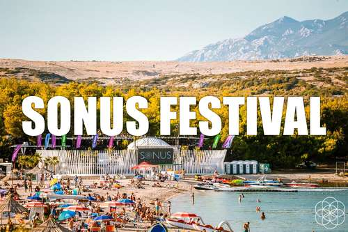 Sonus Festival Bus