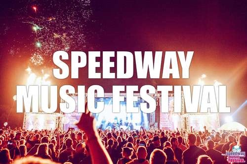 Speedway Music Festival Bus
