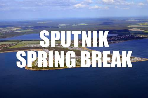 Sputnik Spring Break Bus