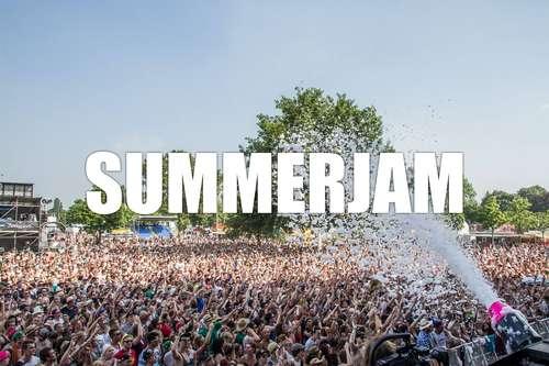 Summerjam Bus