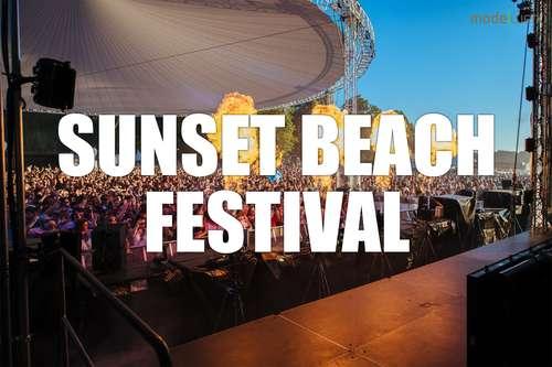 Sunset Beach Festival Bus